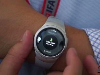 Samsung Gear S2 Hands On