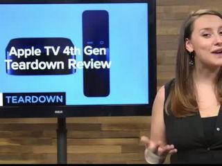 Apple TV 4th Generation Teardown Review