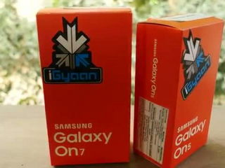Samsung Galaxy On7 Unboxing and Hands On - iGyaan 4k