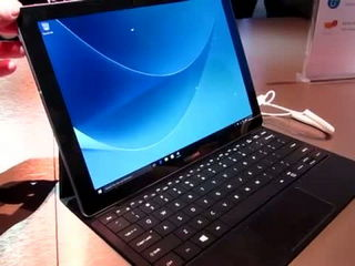 Samsung Galaxy TabPro S Windows Tablet