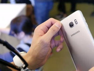 Samsung Galaxy S7 edge hands-on