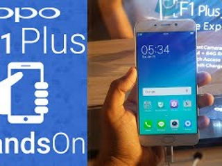 OPPO F1 Plus Hands on Overview