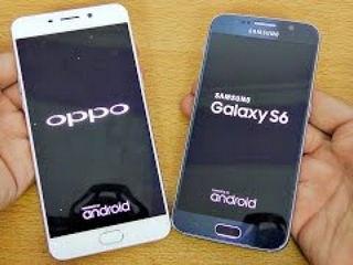Oppo F1 Plus vs Samsung Galaxy S6 - Speed Test! (4K)
