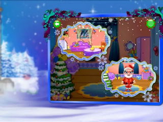 My Christmas Room Decoration - iOS-Android Gameplay Trailer By Gameiva