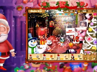 Christmas Case Hidden Object - iOS-Android Gameplay Trailer By Gameiva