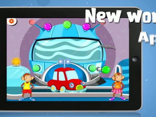 Learning Words For Toddlers - iOS-Android Gameplay Trailer By Gameiva