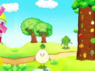 Real Vegetables For Kids - iOS-Android Gameplay Trailer By Gameiva-1