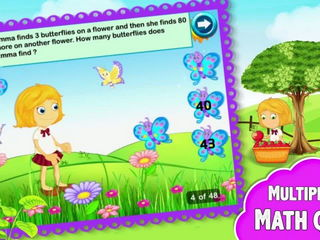 Farm Maths Activities For Kids - iOS-Android Gameplay Trailer By Gameiva