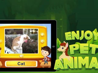 Real Pet Animal Sounds - iOS-Android Gameplay Trailer By Gameiva