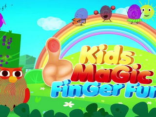Kids Magic Finger Fun - iOS-Android Gameplay Trailer By Gameiva