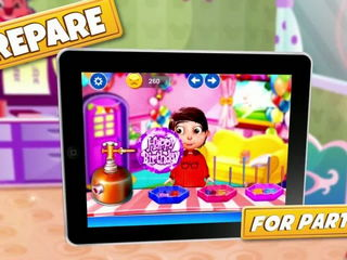 Birthday Planning Ideas For Kids - iOS-Android Gameplay Trailer By Gameiva
