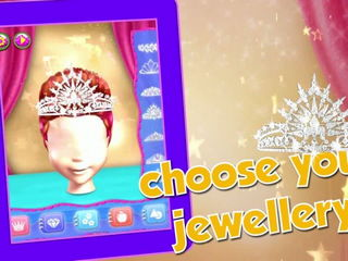 Jewellery Design For Prom Girl - iOS-Android Gameplay Trailer By Gameiva