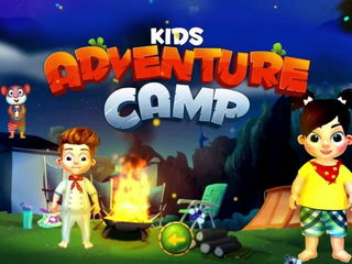 Kids Adventure Camp - iOS-Android Gameplay Trailer By Gameiva