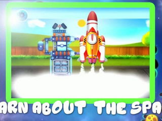 Kids Space Adventure - iOS-Android Gameplay Trailer By Gameiva