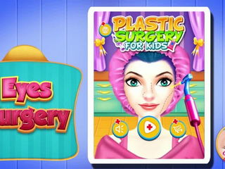 Plastic Surgery For Kids - iOS-Android Gameplay Trailer By Gameiva