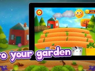 Preschool Learning Garden - iOS-Android Gameplay Trailer By Gameiva