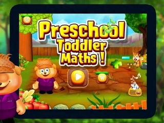 Preschool Toddler Maths - iOS-Android Gameplay Trailer By Gameiva