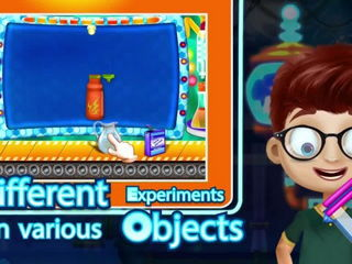 The Science Kids Fun Experiments - iOS-Android Gameplay Trailer By Gameiva