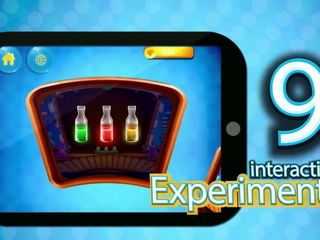 Amazing Science Experiments With Water - iOS-Android Gameplay Trailer By Gameiva