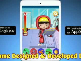 Kids Gym Doctor - Kid Game iPad (Gameplay Video) by Arth I-Soft
