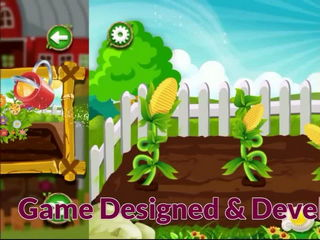 Kids Garden Makeover - A New Kids Game (Gameplay Video) by Arth I-Soft