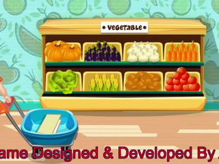 Kids Shopping - Game for Kids (Gameplay Video) by Arth I-Soft