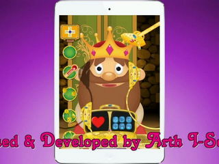 King Brain Doctor - Kids Game (Gameplay Video) By Arth I-Soft