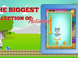 Kitty Slacking Mania - iOS Android Gameplay Trailer By GameiMax