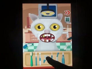 Kitty Dentist - Kids Games (Gameplay Video) by Arth I-Soft