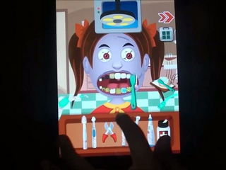 Monster Dental Clinic - Kids Game (iPad Gameplay Video) By Arth I-Soft