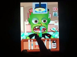 Monster Dental Clinic for Kids - iPhone Gameplay Video by Arth I-Soft