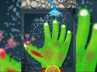 Monster Hand Doctor - Kids Game (Gameplay) Video by Arth I-Soft 2