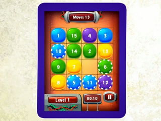 Number fun - Kids Puzzle Game (Gameplay Video) by Arth I-Soft