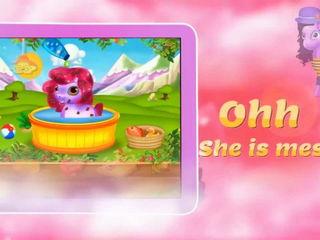Pony New Baby - Girls Kids Game Trailer by Arth I-Soft