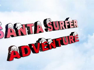 Santa Surfer Adventure iOS Android Gameplay Trailer by GameiMax