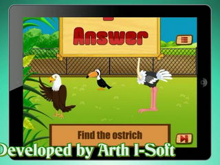 The Animal Zoo - Kids Game (iPad Gameplay Video) by Arth I-Soft