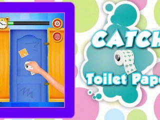 Toilet & Bathroom Fun Game iOS Android Gameplay Trailer By GameiMax