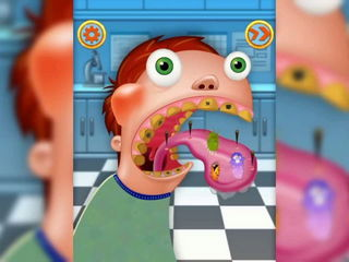 Tongue Doctor - Kids Game iPhone iPad Android (Gameplay) Video by Arth I-Soft