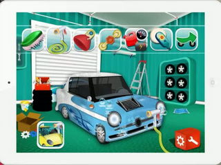 Virtual Car Builder - Kids Game (Gameplay Video) by Arth I-Soft