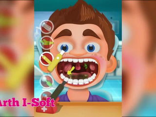 Wisdom Tooth Doctor - Kids Game (Gameplay) Video by Arth I-Soft