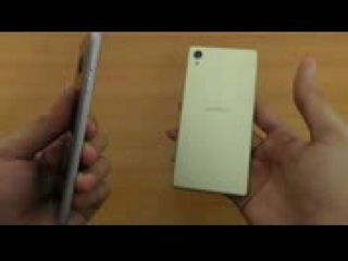 Sony Xperia X vs Samsung Galaxy S6 - Speed Test!