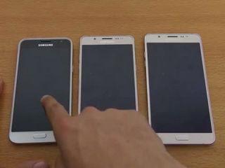 Samsung Galaxy J7 vs J5 vs J3 (2016) - Speed Test!