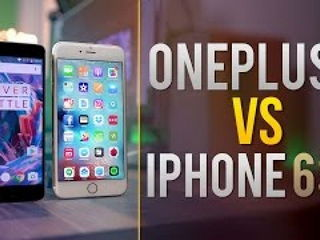 OnePlus 3 vs iPhone 6s Review!