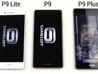 Huawei P9 Plus vs Huawei P9 vs P9 Lite Speed Test