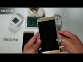 Huawei P9 Plus vs Honor V8 Battery Life Test