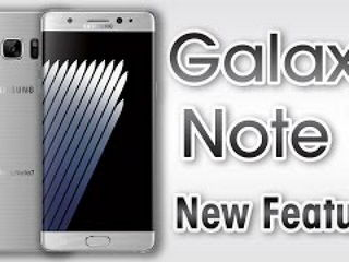 Galaxy Note 7 - Top 7 New Features!
