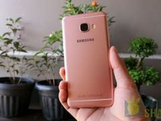 Samsung Galaxy C5 Unboxing and Hands-on