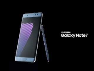 Samsung Galaxy Note7 Official Introduction