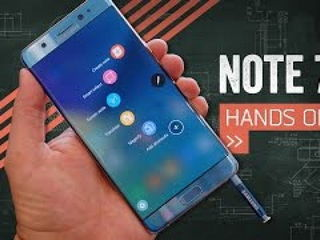 Samsung Galaxy Note 7 Hands-On Special