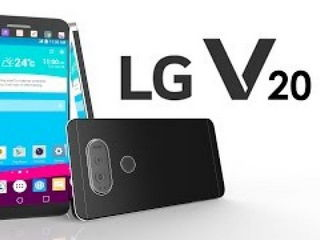 LG V20 Specifications & First 3D Video Rendering Based on Image Leaks